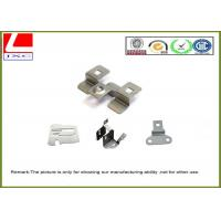 Alumium / Brass / Stainless Steel Precision Metal Stamping / Sheet Metal Stamping Parts Manufactures