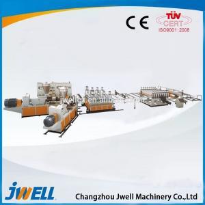 PVC/PVC FOAM/WPC wood-plastic decorative board making machine Manufactures