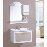 Buy cheap Bathroom Vanity/Cabinet, Customized Styles are Welcome from wholesalers