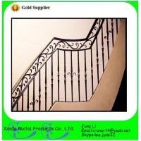wrought iron stair handrails Manufactures