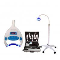 Quality Aluminium alloy case mobile teeth whitening lamp for sale