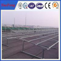 50KW Ground solar mounting for solar panel installation,solar kits Manufactures