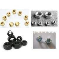 Quality DIN934, DIN935 M10/M12/M14/M16/M24 Hex Buts for sale