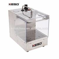Stainless Steel Shell Static Elimination Devices , Anti Static Dust Removal Ionizer Box Manufactures