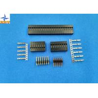 2.50mm Pitch Wire To Board Connectors Double Row SMT Housinh Wafer With PBT Material Manufactures