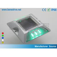Buy cheap LED Barricade Light Double Side Reflectors , Solar Powered Barricade Flashers from wholesalers