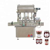 304 Stainless Steel Honey Filling Machine For Semi - Liquid Products