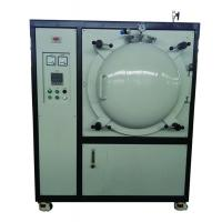 25L Heat Treatment Vacuum Box Furnace Up To 1300℃ With Top Exhaust Valve Manufactures
