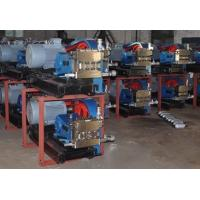 Electric Motor Driven Reciprocating Pump High Efficiency For City Drainage System Manufactures