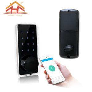 China Keypad Door Lock  Bluetooth Smart Lock with Keyless on sale