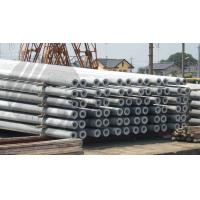 Hollow pole Concrete Pole Steel Mould Concrete Pole Equipment dense and high strength Manufactures