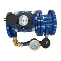 DN250 Magnetic Dry Dial Water Meter Cast Iron Combination 	WoltmanType Water Meter For Irrigation Manufactures