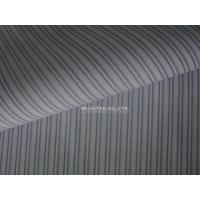 China Cotton Yarn Dyed Poplin Fabric, High Quality, High Yarn Count, Liquid Ammonia Finished on sale