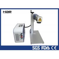 Plastic Laser Marking Machine , 10W 20W 30W Industrial Laser Marker For  3C Industry Manufactures