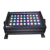 Outdoor 36 x 3w Rgb  Ip65 Stage led Wall Wash Lighting / Event Lights Manufactures