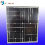 50W Monocrystalline Solar Panel Manufactures
