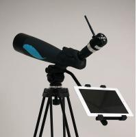 Digital Eyepiece Zoom Spotting Scope Bird Watching Support Android