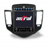 Car Audio Bluetooth System CHEVROLET GPS Navigation 10.4 Inch Touchscreen Android Manufactures