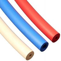 Insulation Silicone Foam Rubber Tubing , Silicone Closed Cell Foam Tubing Manufactures