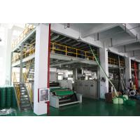 Non woven fabric making machine Manufactures