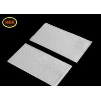 White Nylon Rosin Plain Weave Filter Bag Recyclable For Milk / Tea Manufactures