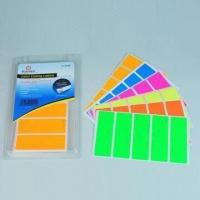 Stickers, Self-adhesive/Color Coding, Assorted Colors, Used for Offices/Schools/Other Indications Manufactures