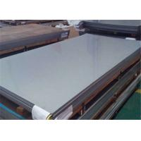 20mm High Strength Stainless Steel Plate Low Alloy Corrosion Resistance Manufactures