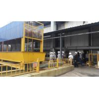 Hot Deep Galvanizing Plant With Auto Detect / Adding System , Hot Dip Galvanising Machinery  Manufactures