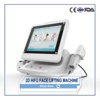 China 2D Face Lifting Machine Body Fat Removal 3D Wrinkle Removal Salon Device on sale