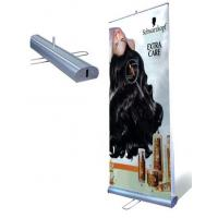 China Customized Roll Up Advertising Banners For Outdoor Advertising 85*200cm Size on sale