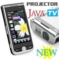 Touch Screen Dual SIM WIFI JAVA TV Projector Mobile Phone P790 Manufactures