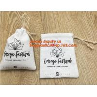 Shopping Cotton Drawstring Bag For Packaging,Eco-friendly quality custom jute and cotton line drawstring bags small musl Manufactures