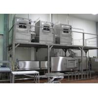 12 - 150KW Power Quick Defrost Machine , Frozen Thawing Machine Multiple Defrosting Modes