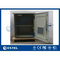 Waterproof Anti-theft Outdoor Wall Mounted Cabinet For Installing Battery / Equipment Manufactures