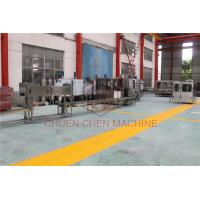 PET 20L 5 Gallon Water Filling Machine 200BPH Counter Pressure Bottling System Manufactures