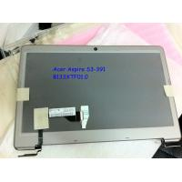 AUO B133XTF01.0 For Acer Aspire S3-391  Laptop LCD Screen Manufactures