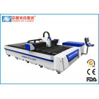 High Speed CNC Fiber Laser Cutting Machine for Metal Plate 3000 X 1500mm Manufactures