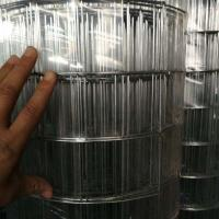 Stainless Steel Welded Wire Mesh Electric Galvanized For Construction / Aquaculture Cage Manufactures