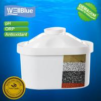 Ion Exchange Resin Drinking Water Filter Cartridge For Water Purifier Jug Manufactures