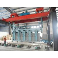 Sand Packing Machine Hydraulic Clamping System , Pallet Wrapping Machine Manufactures