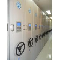 Electrical Powder Intelligent High Density Storage System , Mobile File Storage Systems Manufactures