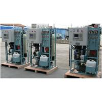 China Reverse Osmosis Fresh Water Generator 10T/D Water Desalination Plant Supplier on sale