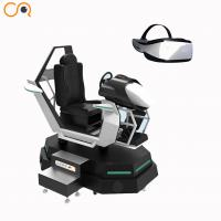 """Classical Exciting 19"""" Screen VR Racing Simulator With 12 Months Warranty Manufactures"""