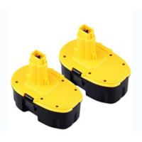 Replacement battery for Dewalt DC9096 NI-MH SC3000 15S1P 18V 3.0Ah Manufactures