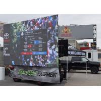 Quality Front Maintenance 6mm Led Wall Stage Design , Indoor Led Panel Videowall for sale