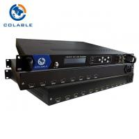 HDMI To DVB - T HD Encoder Modulator Over Coaxial Cable Digital TV Encoder Modulator Manufactures