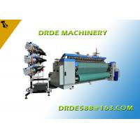Heavy Duty 3.0kw Motion 6 Color Air Jet Loom For Weaving Polyester Fabric Manufactures