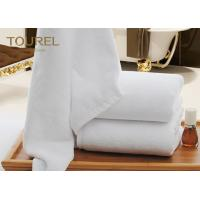 China Luxury 600g White Hotel Bath Towels 70x140 80*160 Cm 100% Cotton on sale