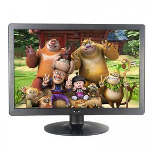 China Full HD widescreen LED PC Monitor plastic housing Desktop display on sale