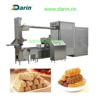 China Leisure Food Oatmeal Chocolate Pet Food Production Line Automatic High Performance on sale